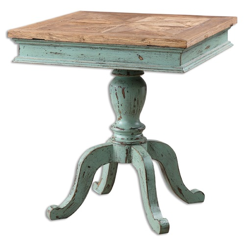 Uttermost Lighting Uttermost Keyton Pedestal Accent Table 24493