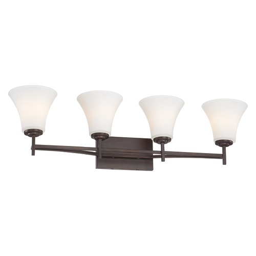 Minka Lavery Minka Lavery Middlebrook Vintage Bronze Bathroom Light 5934-284