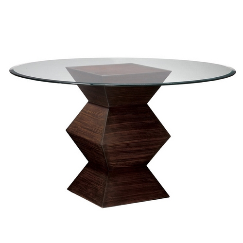 Sterling Lighting Sterling Lighting Zebrano Accent Table 5006900