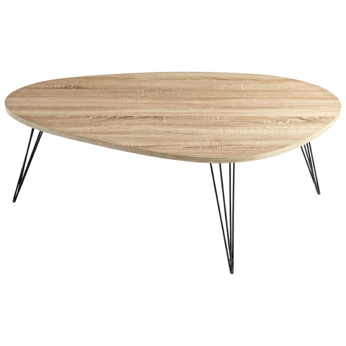 Cyan Design Cyan Design Lunar Landing Oak Coffee & End Table 06355