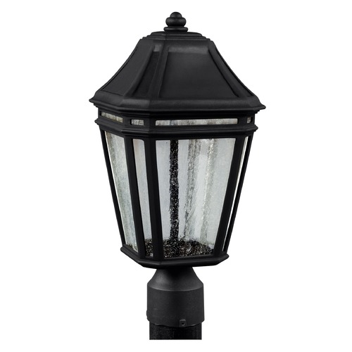 Feiss Lighting Feiss Lighting Londontowne Black LED Post Light OL11307BK-LED