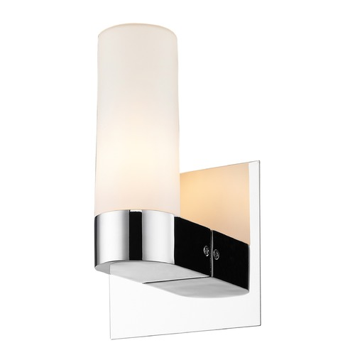 Golden Lighting Golden Lighting Cilia Chrome Sconce C711-01-CH