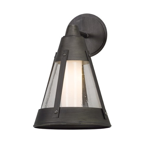 Troy Lighting Troy Lighting North Bay Graphite LED Outdoor Wall Light BL5062