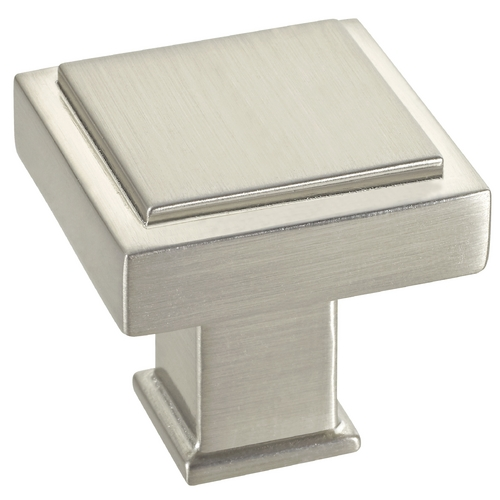 Seattle Hardware Co Seattle Hardware Co Satin Nickel Cabinet Knob HW36-K-09