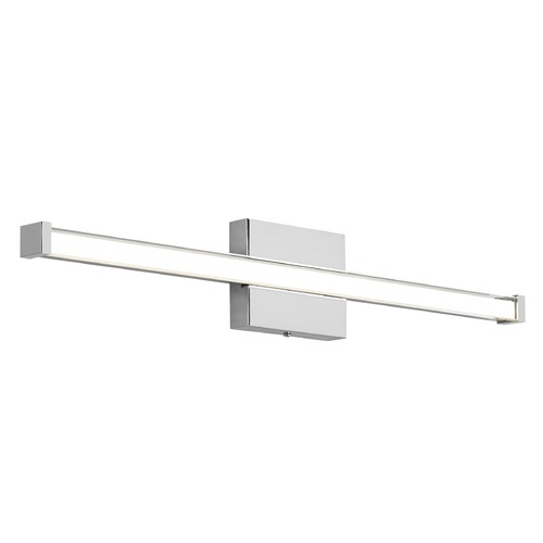 Tech Lighting Gia Chrome LED Bathroom Light Vertical / Horizontal Mounting by Tech Lighting 700BCGIAR324CC-LED835