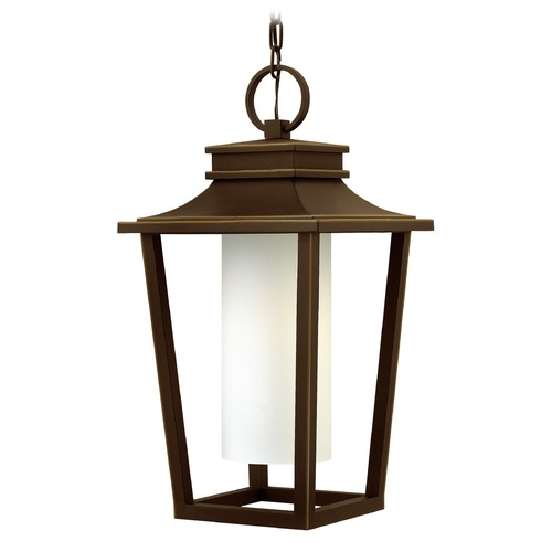 Hinkley Lighting Hinkley Lighting Sullivan Oil Rubbed Bronze LED Outdoor Hanging Light 1742OZ-LED