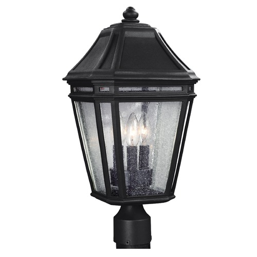 Feiss Lighting Feiss Lighting Londontowne Black Post Light OL11308BK