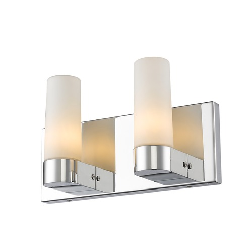 Golden Lighting Golden Lighting Cilia Chrome Bathroom Light C711-V2-CH