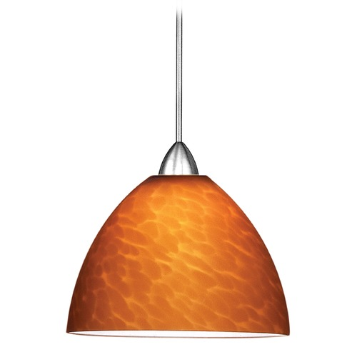 WAC Lighting Wac Lighting Americana Collection Chrome Mini-Pendant MP-541-AM/CH