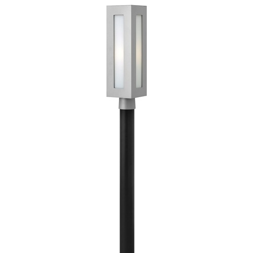 Hinkley Lighting Hinkley Lighting Dorian Titanium LED Post Light 2191TT-LED