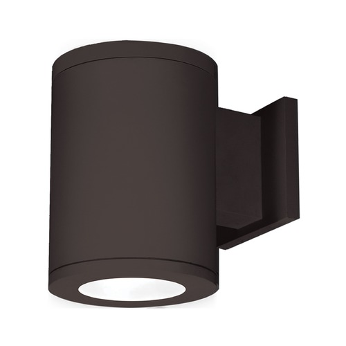 WAC Lighting 5-Inch Bronze LED Tube Architectural Wall Light 4000K 2345LM DS-WS05-N40S-BZ