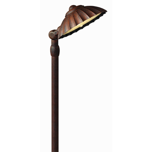 Hinkley Lighting Modern Path Light in Southern Clay Finish 1558SC