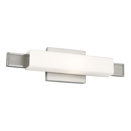 Feiss Lighting Feiss Lighting Talia Brushed Steel Bathroom Light WB1731BS