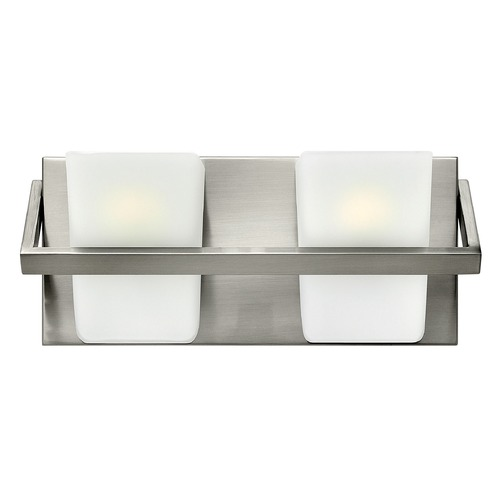 Hinkley Lighting Hinkley Lighting Blaire Brushed Nickel Bathroom Light 50652BN