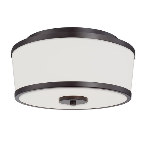 Savoy House Savoy House English Bronze Flushmount Light 6-4384-13-13