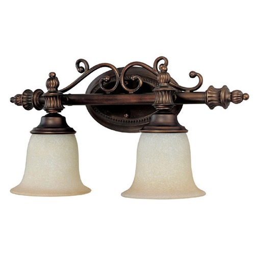 Capital Lighting Capital Lighting Burnished Bronze Bathroom Light 1702BB-291