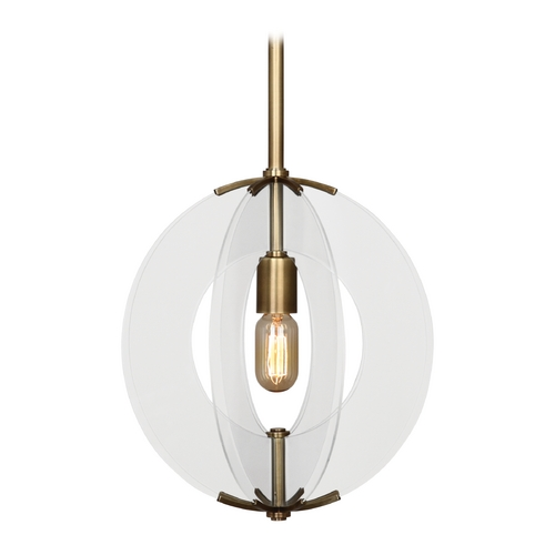 Robert Abbey Lighting Robert Abbey Latitude Pendant Light 3373