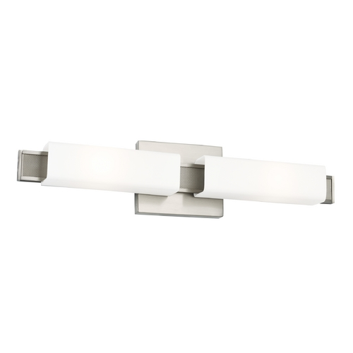 Feiss Lighting Feiss Lighting Talia Brushed Steel Bathroom Light WB1732BS