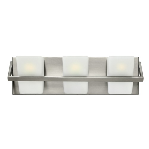 Hinkley Lighting Hinkley Lighting Blaire Brushed Nickel Bathroom Light 50653BN
