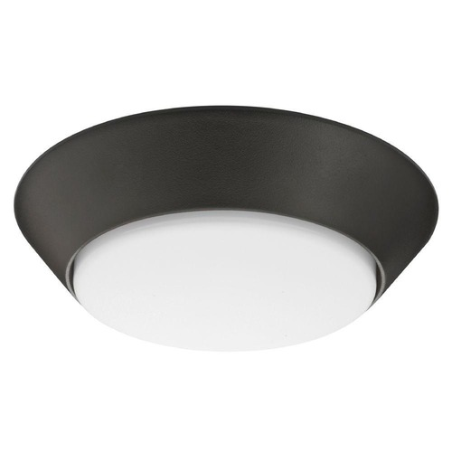 Lithonia Lighting Lithonia Lighting Textured White LED Flushmount Light FMML7840WLDDBTM6