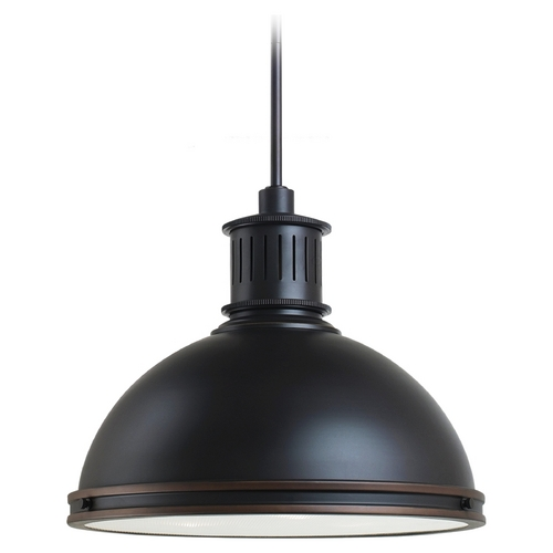 Sea Gull Lighting Pendant Light in Autumn Bronze Finish 65087-715