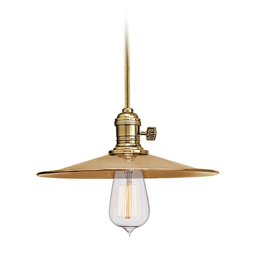 Hudson Valley Lighting Mini-Pendant Light 8001-AGB-MS1