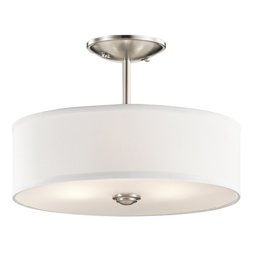 Kichler Lighting Kichler Lighting Shailene Semi-Flushmount Light 43675NI