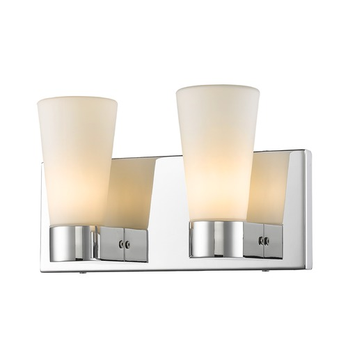 Golden Lighting Golden Lighting Cono Chrome Bathroom Light C731-V2-CH