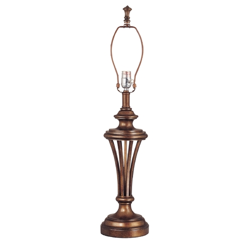 Dolan Designs Lighting Sienna Finish Lamp Base 13193-90