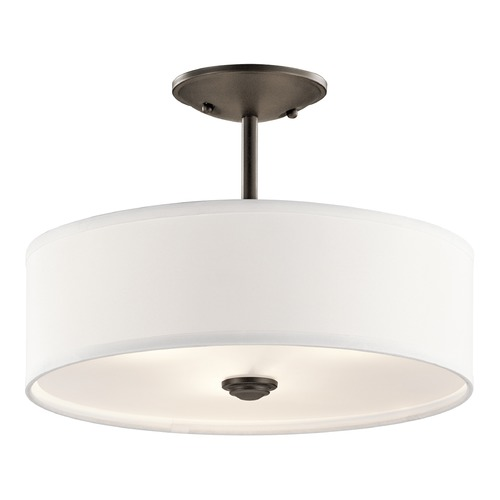 Kichler Lighting Kichler Lighting Shailene Semi-Flushmount Light 43675OZ