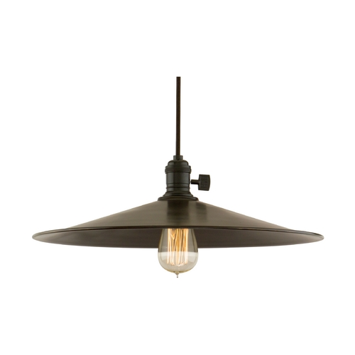 Hudson Valley Lighting Pendant Light in Aged Brass Finish 8001-AGB-ML1