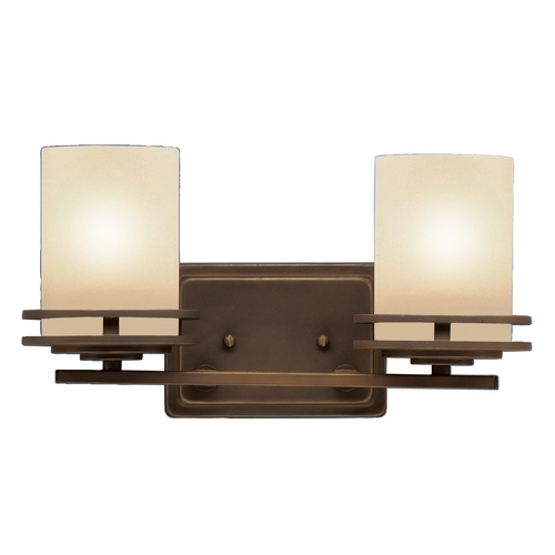 Kichler Lighting Kichler Two-Light Bathroom Light 5077OZ