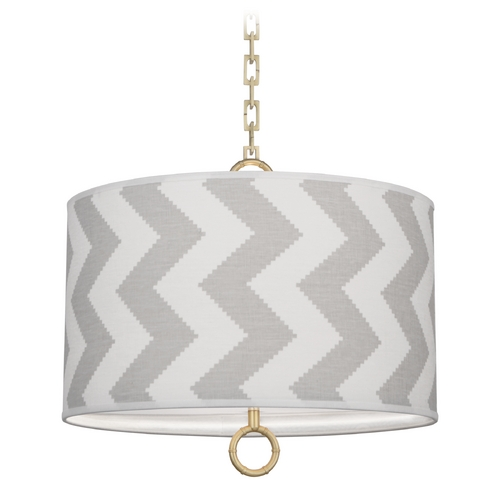 Robert Abbey Lighting Robert Abbey Jonathan Adler Meurice Pendant Light 53LS