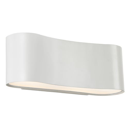 Sonneman Lighting Sonneman Lighting Corso Textured White LED Sconce 1725.98