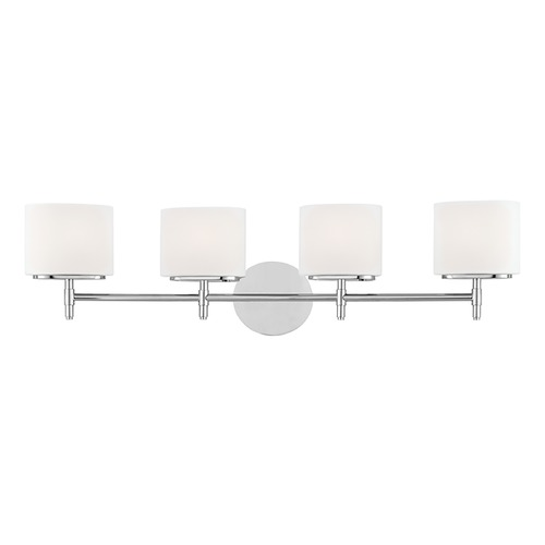 Hudson Valley Lighting Hudson Valley Lighting Trinity Polished Chrome Bathroom Light 8904-PC