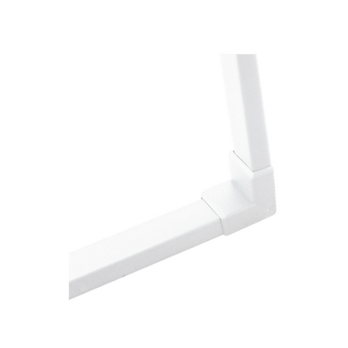Sea Gull Lighting Rail, Cable, Track Accessory in White Finish 9446-15