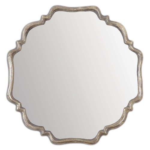 Uttermost Lighting Uttermost Valentia Silver Mirror 12849