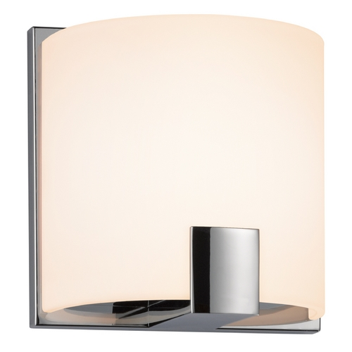 Sonneman Lighting Sonneman Lighting C-Shell Polished Chrome LED Sconce 3891.01LED