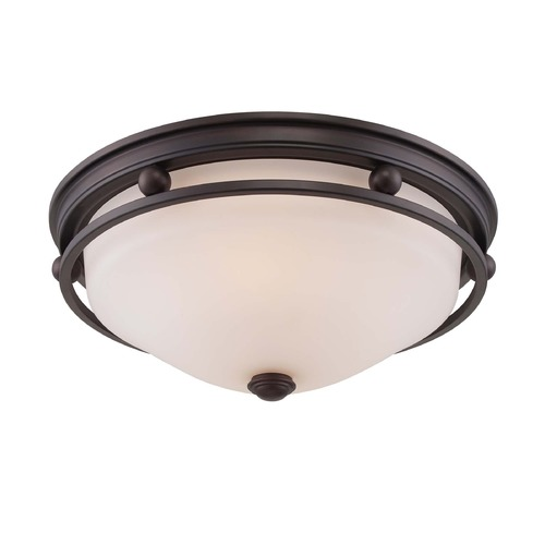 Savoy House Savoy House English Bronze Flushmount Light 6-5450-13-13