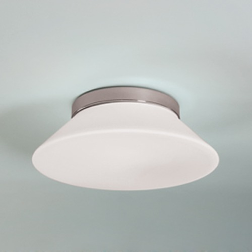 Illuminating Experiences Illuminating Experiences Radiant Flushmount Fluorescent Light M10235G