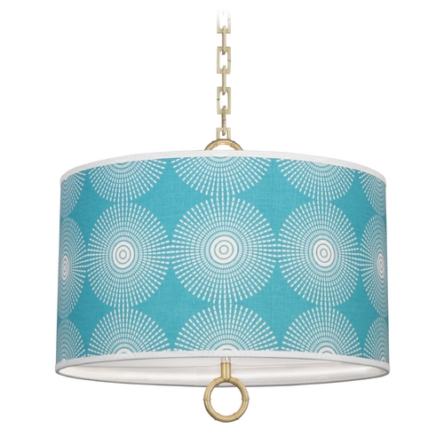 Robert Abbey Lighting Robert Abbey Jonathan Adler Meurice Pendant Light 53ST