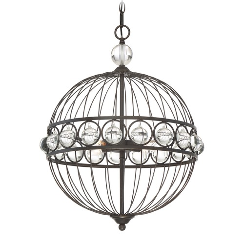 Quoizel Lighting Quoizel Lighting Unison Imperial Bronze Pendant Light UNS5204IB