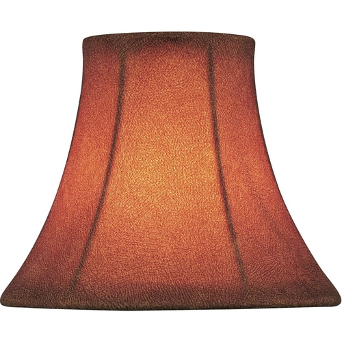 Lite Source Lighting Bell Lamp Shade with Clip-On Assembly CH5127-5
