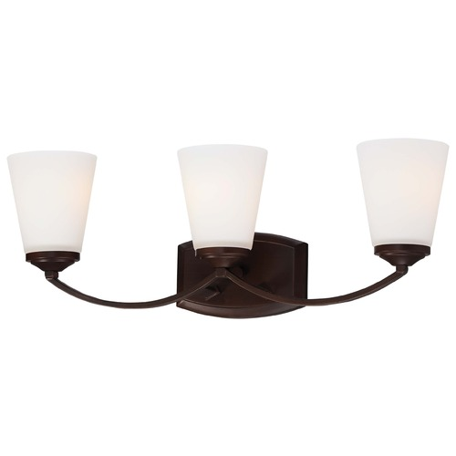 Minka Lavery Minka Overland Park Vintage Bronze Bathroom Light 6963-284