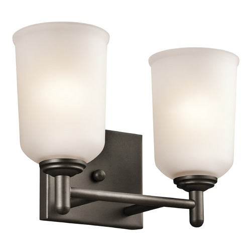 Kichler Lighting Kichler Lighting Shailene Bathroom Light 45573OZ