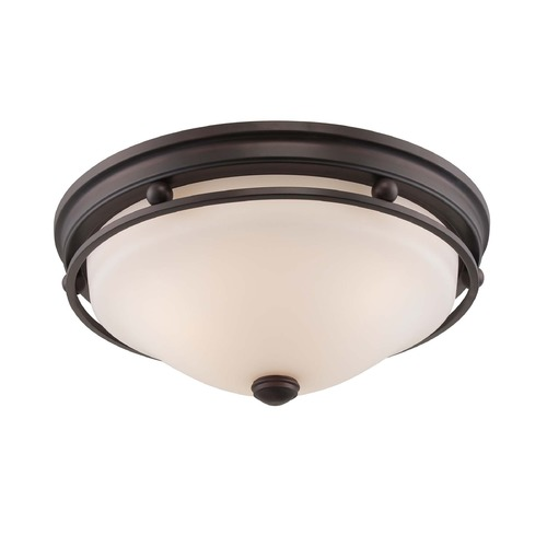 Savoy House Savoy House English Bronze Flushmount Light 6-5450-16-13