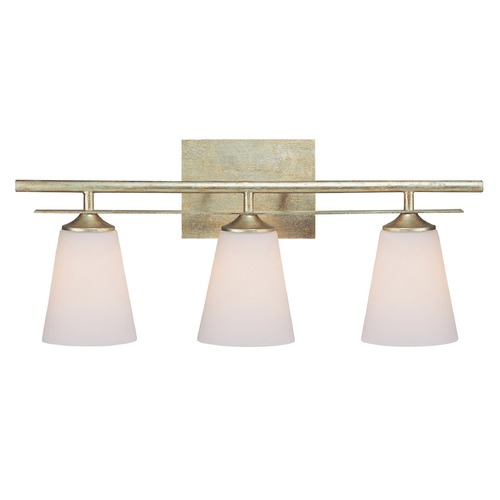 Capital Lighting Capital Lighting Soho Winter Gold Bathroom Light 1738WG-122