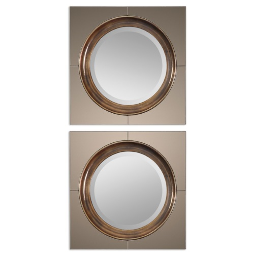 Uttermost Lighting Uttermost Gouveia Contemporary Mirror 12855