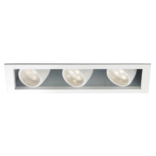 WAC Lighting Wac Lighting White Recessed Trim MT-LED318-WT