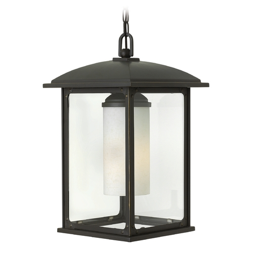 Hinkley Lighting Hinkley Lighting Stanton Oil Rubbed Bronze Outdoor Hanging Light 2472OZ